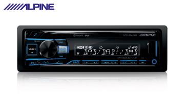 ALPINE UTE-204DAB: Autoradio