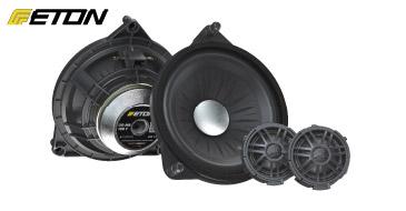 ETON Lautsprecher für Mercedes