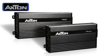 AXTON Verstärker A100, A200, A400, A500