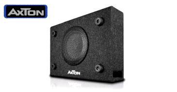 AXTON ATB120: Basspower für jedes Fahrzeug