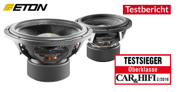 ETON M 10 – Test Car & Hifi (02/2016)