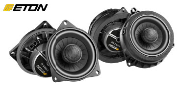 ETON Coaxials für BMW