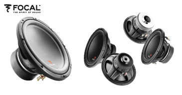 FOCAL Woofer Bass SUB P