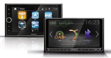 Multimediasysteme von Xzent: und Zenec